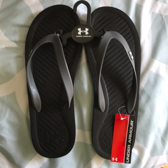 8f97e3ebaaf Under Armour Atlantic Dune T flip Flop sandals 11